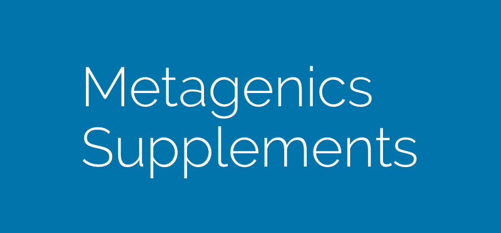 Metagenics-Supplements